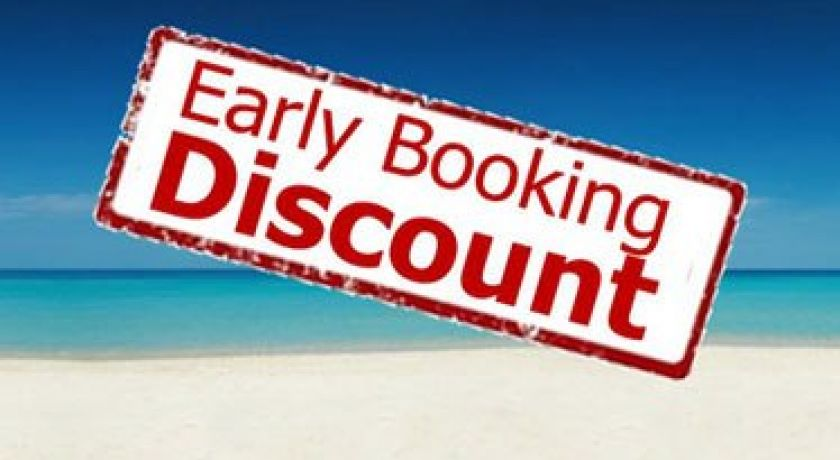 Early Booking - 17% Februarie